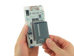 FairPhone 2 batterie