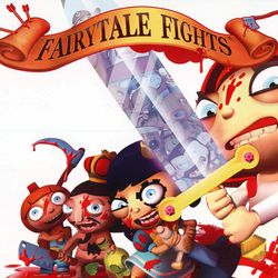 Fairytale Fights - pochette