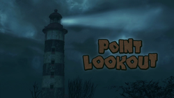 Fallout 3 : Point Lookout - logo