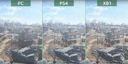 Fallout 4 comparatif