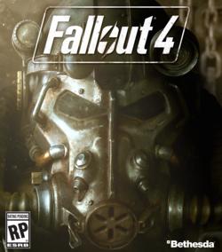 Fallout 4 - pochette