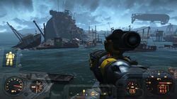 Fallout 4 - sous-marin 1
