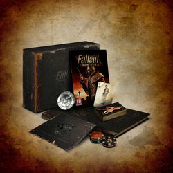 Fallout New Vegas - pack collector