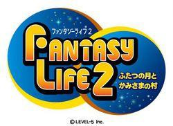 Fantasy Life 2 - logo