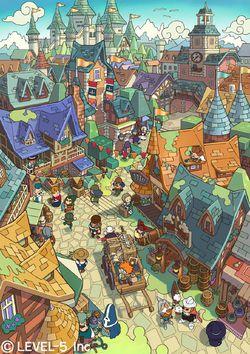 Fantasy Life - artwork 1