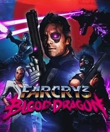 Far Cry 3 Blood Dragon - artwork
