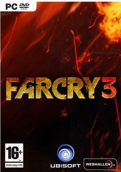 Far Cry 3 - Jaquette PC