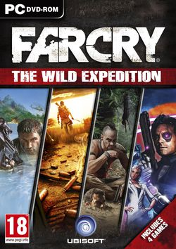 Far Cry The Wild Expedition - pochette