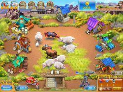 Farm Frenzy 3 American Pie Deluxe screen 2