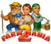 Farm Mania 2 logo 1