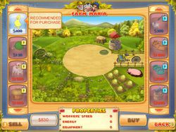 Farm Mania 2 screen 2
