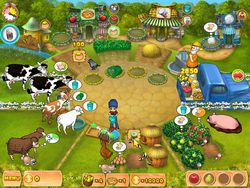 Farm Mania 2 screen