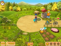 Farm Mania  screen 2