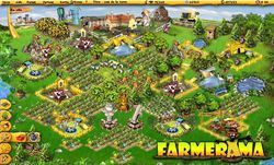Farmerama screen 2
