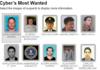 Most Wanted : le FBI demande de l'aide pour arrêter des