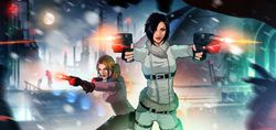 Fear Effect Sedna - 1