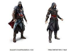 FF 13-2 Ezio