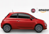Amazon : après Seat en France, Fiat en Italie