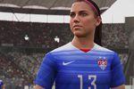 FIFA 16 embrasse le football féminin