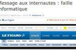 Figaro.fr-faille