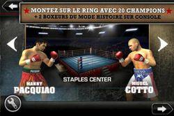 Fight Night Champion iOS 01