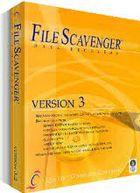 File Scavenger 3 : un outil de récupération de données sur divers supports