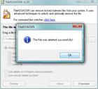 FileASSASSIN Portable : effacer définitivement un fichier résistant