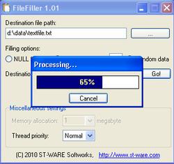 FileFiller screen 2