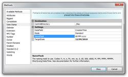 FileSieve screen1