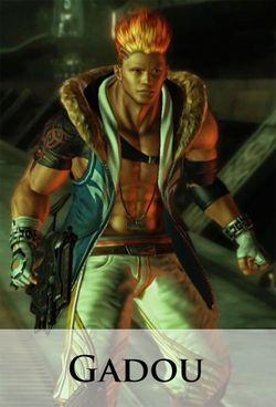 Final Fantasy 13 Gadou