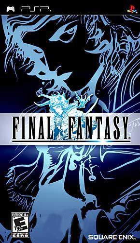 Final fantasy anniversary edition pochette