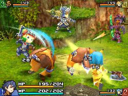 Final Fantasy Crystal Chronicles : Echoes of Time   5