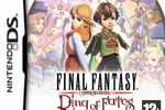 Final Fantasy Crystal Chronicles : Ring of Fates - pochette