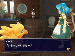 Final Fantasy Fables : Chocobo\\\'s Dungeon - 1