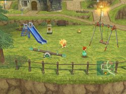 Final Fantasy Fables : Chocobo\\\'s Dungeon - 3