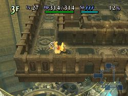 Final Fantasy Fables : Chocobo\\\'s Dungeon - 6