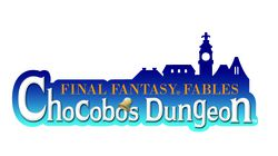 Final Fantasy Fables : Chocobo\\\'s Dungeon - logo