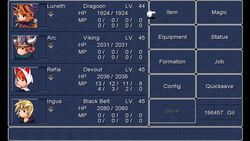 Final Fantasy III PC - 3