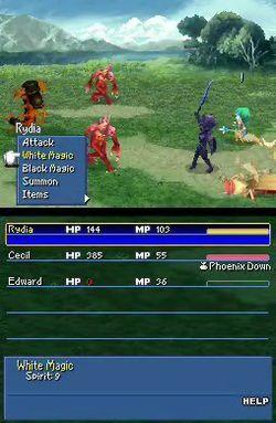 Final Fantasy IV   3