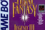 Final Fantasy Legend III - jaquette