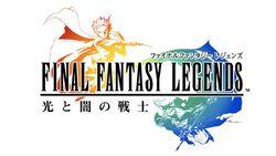 Final Fantasy Legends - logo