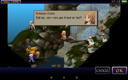 Final Fantasy Tactics - The War of the Lions - 1