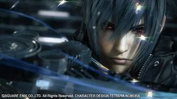 Final Fantasy Versus XIII scan 2