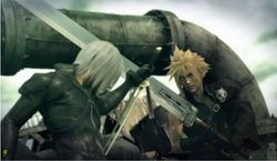 Final Fantasy VII Advent Children scan