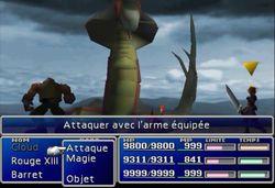 Final Fantasy VII FR