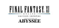 Final Fantasy XI Online Edition Suprême - Collection Abyssée