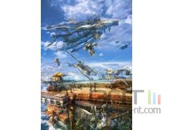 Final Fantasy XII - Artwork