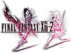 Final Fantasy XIII-2 - logo (2)