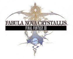 Final fantasy xiii logo fabula nova