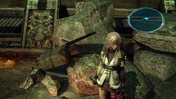 Final Fantasy XIII - screenshot démo - 1
